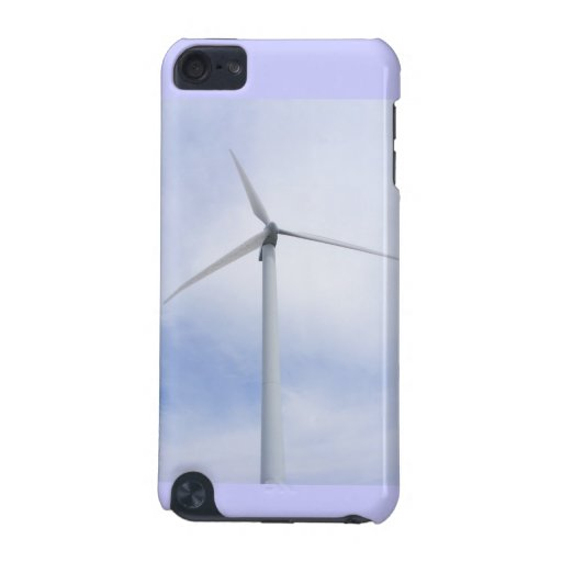 Wind Turbine ~ case iPod Touch (5th Generation) Cover