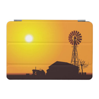 Wind Turbine iPad Mini Cover