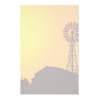 Wind Turbine Stationery