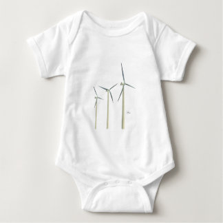 Wind Turbine T Shirt