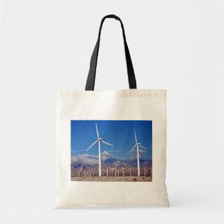 Wind turbines bags
