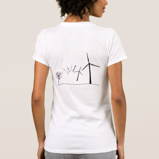 Wind Turbines Tee Shirt
