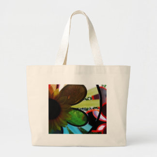 Wind Vane Jumbo Tote Bag