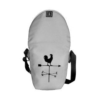 Wind Weather Vane Messenger Bags