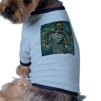 Wind Wisp Dog Tshirt
