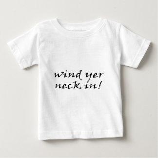 Wind yer neck in - Northern Ireland Tshirt