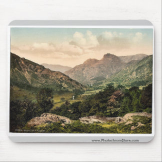 Windermere, Langdale Valley, Lake District, Englan Mouse Pad