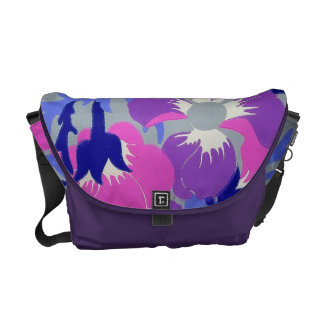 Windflowers Courier Bag