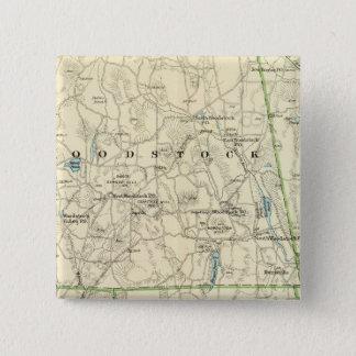 Windham Co N 15 Cm Square Badge