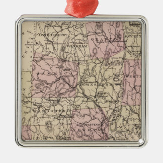 Windham County, Vermont Christmas Ornament