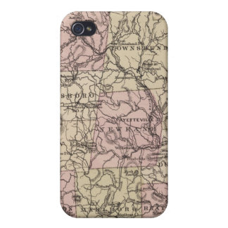 Windham County, Vermont iPhone 4/4S Cover