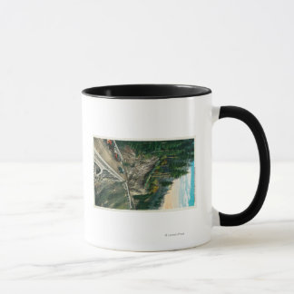 Winding around the West End of Shepperd's Dell Mug