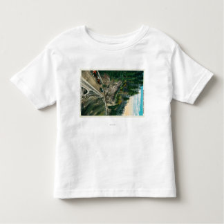 Winding around the West End of Shepperd's Dell Toddler T-Shirt