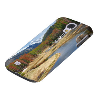 Winding Colorado River With Mountains and Pines Galaxy S4 Case