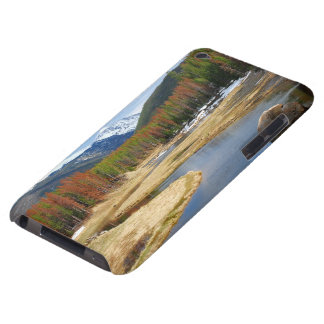 Winding Colorado River With Mountains and Pines iPod Touch Cover