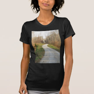 Winding Country Road T-Shirt