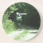 Winding Kosovo Road Coaster