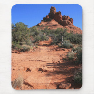 Winding Path Mouse Pad