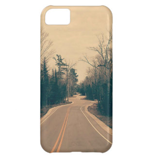 Winding Road - Cell phone cover