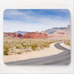 Winding Road mousepad