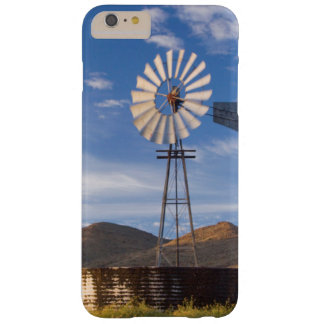 Windmill And Dam In The Karoo At Sunrise Barely There iPhone 6 Plus Case
