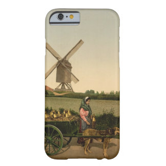 Windmill and Milk Seller Barely There iPhone 6 Case