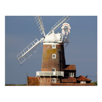 Windmill at Cley, North Norfolk. Postcards