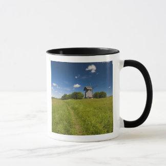 Windmill at Mikhailovskoye Mug