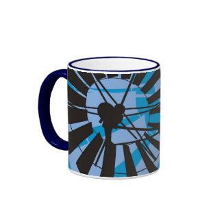 Windmill Drinkware Ringer Mug