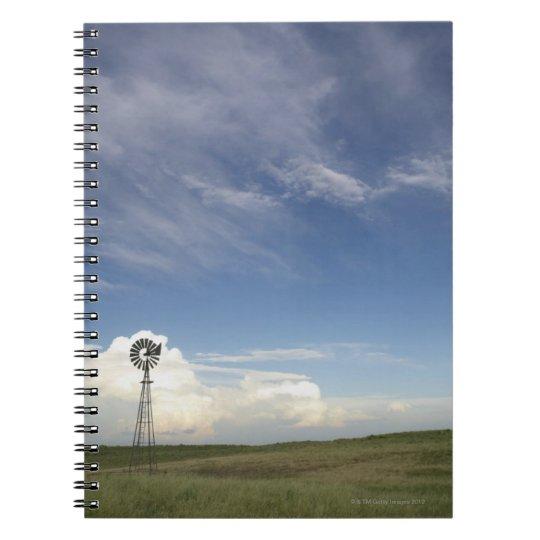 Windmill in Field Notebooks