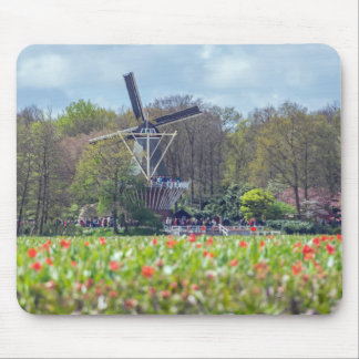 Windmill in Holland mousepad