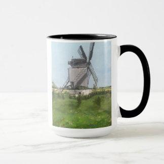 windmill in Holland Mug