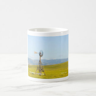 Windmill Livermore California Products Coffee Mugs