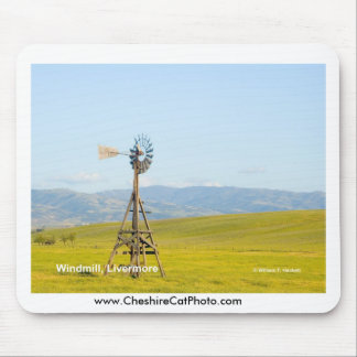 Windmill Livermore California Products Mousepads