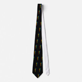 Windmill Night Tie