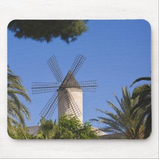 Windmill, Palma, Mallorca, Spain Mouse Pad