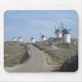 Windmill Road Mouse Mat