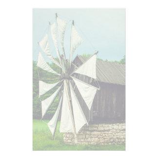 Windmill Village Museum Sibiu Customized Stationery