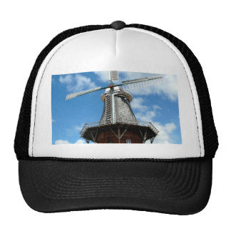 Windmill wing facing challenges bravely cap