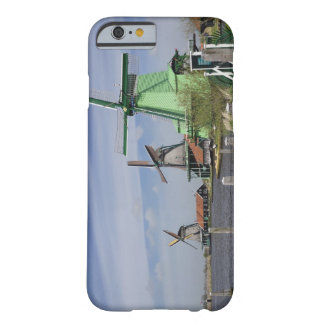 Windmill, Zaanse Schans, Holland, Netherlands 2 Barely There iPhone 6 Case