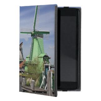 Windmill, Zaanse Schans, Holland, Netherlands 2 Covers For iPad Mini