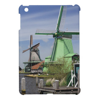Windmill, Zaanse Schans, Holland, Netherlands 2 iPad Mini Case