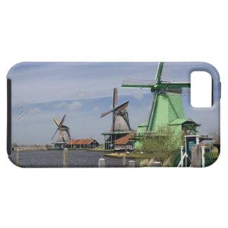 Windmill, Zaanse Schans, Holland, Netherlands 2 Tough iPhone 5 Case