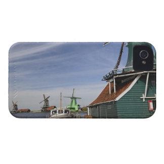 Windmill, Zaanse Schans, Holland, Netherlands iPhone 4 Covers