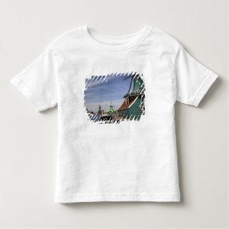 Windmill, Zaanse Schans, Holland, Netherlands Toddler T-Shirt