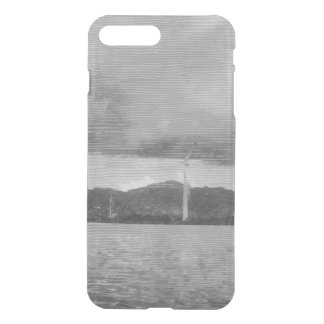 Windmills along the shore iPhone 7 plus case