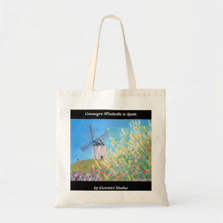 Windmills in Spain -  Bag