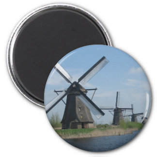Windmills Magnet