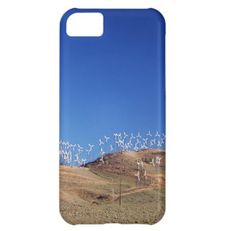 Windmills over the hill 2 iPhone 5C case