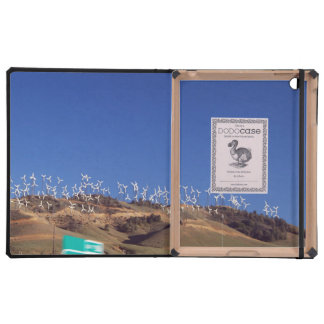 Windmills over the hill cover for iPad